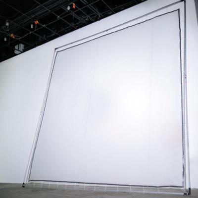 20x20 Marco de aluminio (6.09m)