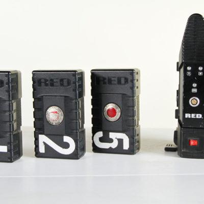 Bateria Red Brick v mount