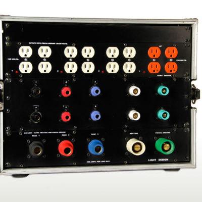 Distro box 600 amp