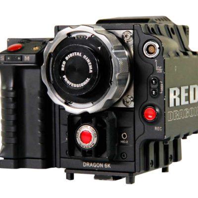 Camara RED EPIC DRAGON