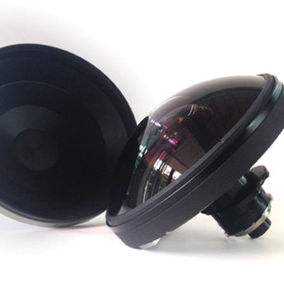 Lente Ultra Angular PL 8
