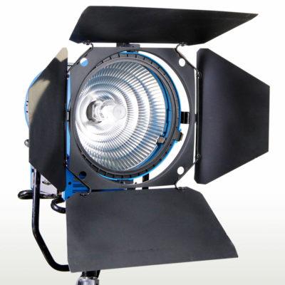 Iluminación HMI